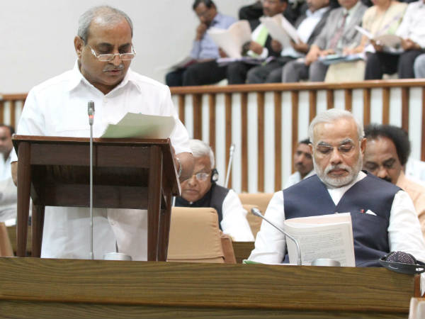 If Party Orders I Am Ready To Be Chief Minister Of Gujarat Nitin Patel