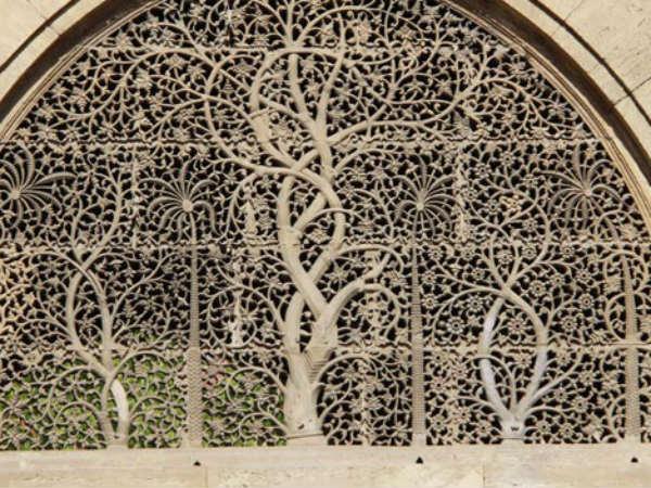 Ahmedabad Tourism Place Sidi Sayeed Masjid