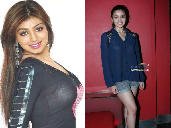 Pictures Bollywood Actresses Caught Transparent Dresses