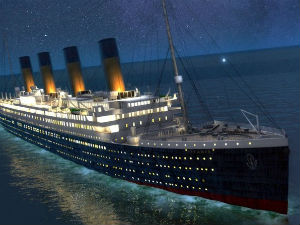 Made In China Titanic To Repeat 1912 Journey