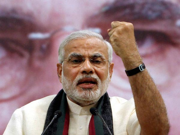 Narendra Modi Saddened By Hyderabad Blasts Prays Calm