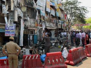 Hyderabad Blasts Twice Lucky Now Key Suspect