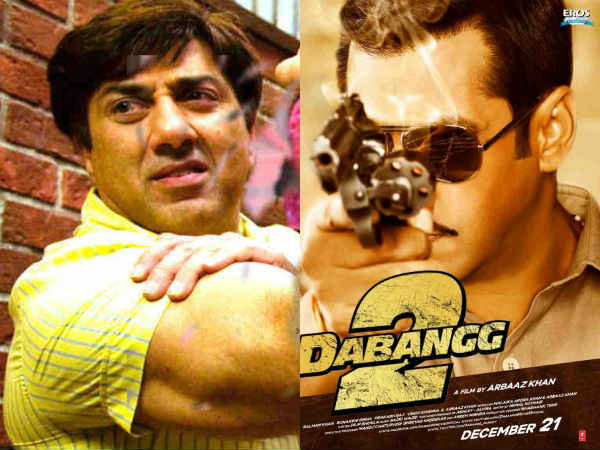 Sunny Deol Salman Khan Films To Release Together On Eid