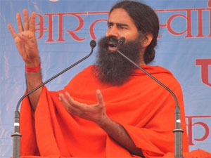 Sonia Gandhi Is Corrupt Bahu India Baba Ramdev