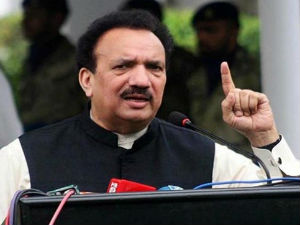 Rehman Malik Asks New Delhi Tender Apology