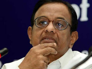 Chidambaram Tabled The Economic Survey