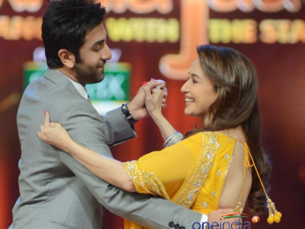 Not Sure If I Will Dance Madhuri Dixit Ranbir Kapoor