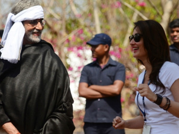 When Amitabh Bachchan Washed Kareena Kapoor Feet