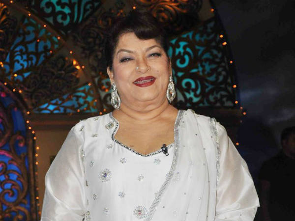Saroj Khan Admitted In Hospital Mumbai