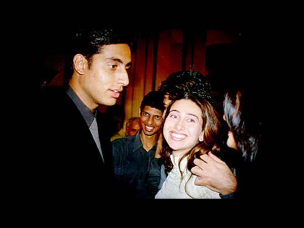 Rare Unseen Pictures The Bachchans Karisma Kapoor