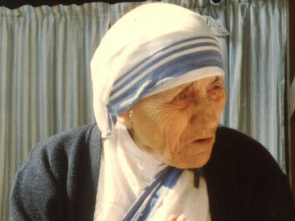 India Mother Teresa Was A Media Created Saint Survey