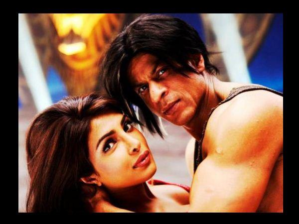 Priyanka Chopra Break Up With Shahrukh Khan