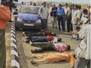 Girish Singhal J G Parmar Sent Police Custody