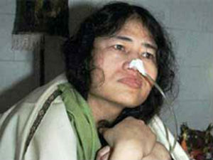 Irom Sharmila Charged With Attempting Suicide