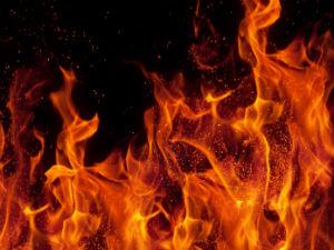 Fire In Mumbai Goregaon Film City