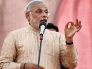 Modi To Address Bjp Public Meeting At Dhoraji