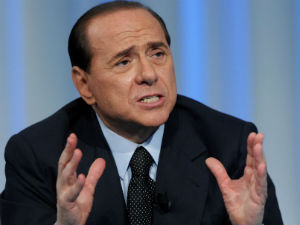 Berlusconi Hosted Prostitution Parties