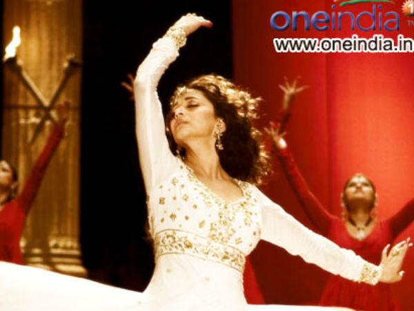 Madhuri Dixit Choreographed Birju Maharaj Dedh Ishqiya