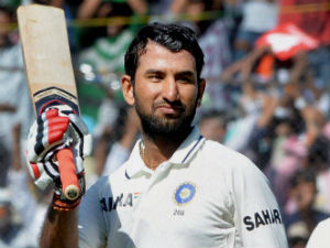Pujara Shouldnt Be Compared With Dravid