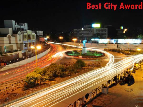 Rajkot Top In 4 Categories At Abp News Best City Awards