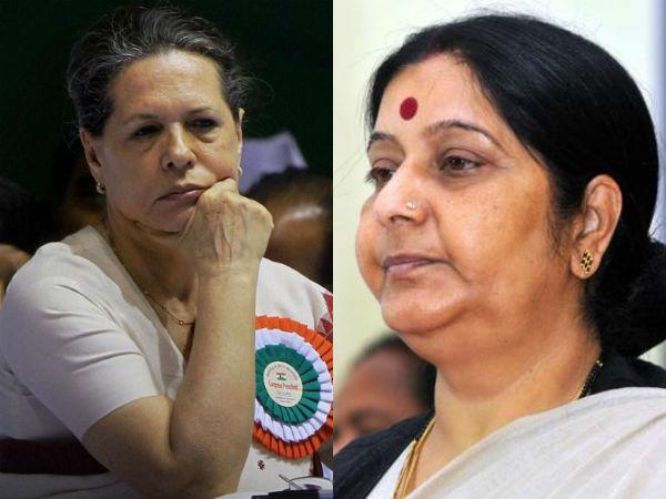 Sushma Swaraj Demands Speedy Justice In Rape Cases