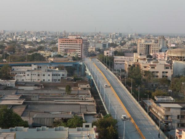 Gujarats First Trianglur Railway Bridge Inaugrated
