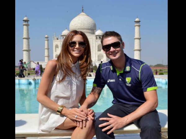 Celebrities Visited Taj Mahal