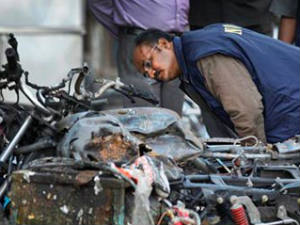 Hyderabad Blast 10 Arrested From Munger
