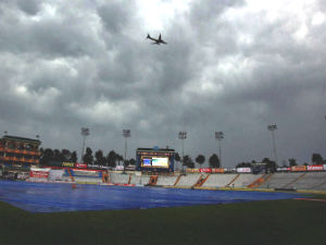 Mohali Test First Day Play Washed Out