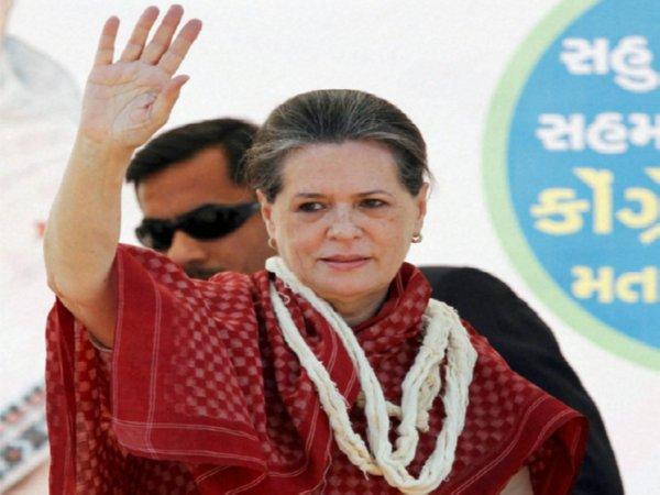 Sonia Gandhi Fails Six Exams Last 15 Years