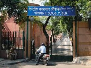 Another Prisoner Committed Sucide In Tihar Jail
