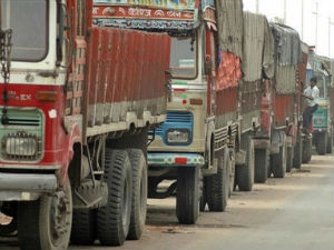 Transporters Fighting Spirit Go On Strike From 1 April