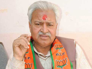 Bjp Leader Laxmikant Vajpayee Fire On Up Government