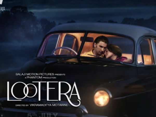 Lootera First Look Launch Soankshi Ranveer Beautiful