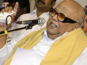 Threats Leave Upa Have Worked In The Past Karunanidhi