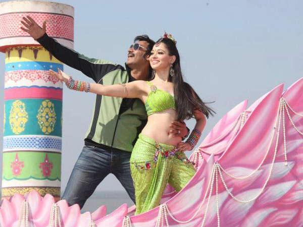 I Want To Do Entertaining Movies Tamanna Bhatia