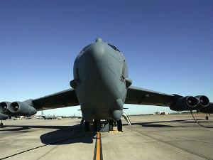 Us Flies B 52 Bombers Over South Korea