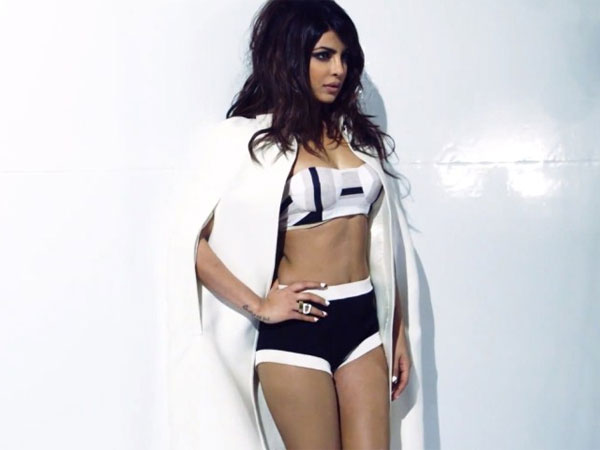 Priyanka Chopra Did Item Number For Friendship
