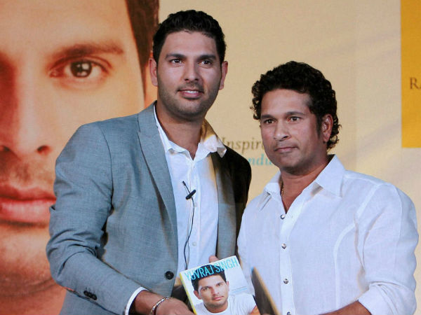 Sachin Didnt Want To Break Down In Front Of Yuvi