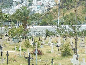 Police Looking For Bodies Missing From Graves