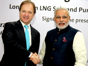 Mou Between Gspc British Gas Open New Lng Gateway India