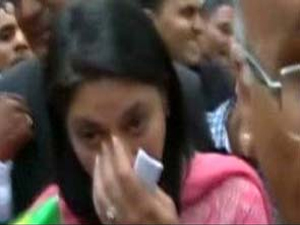 After Supreme Court Decision Priya Dutt Cry Lot