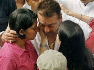 Sanjay Dutt Has Limited Options Memon