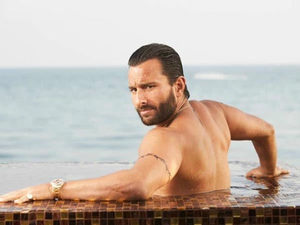How Saif Ali Khan Gets Into Fight At Lucknow Airport