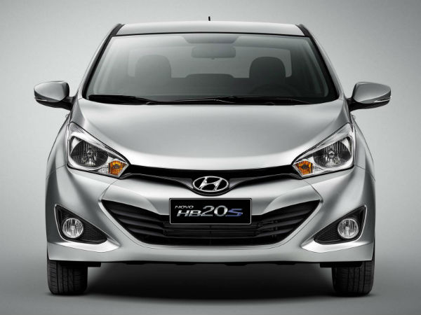 Hyundai Launches Entry Level Sedan Hb20s