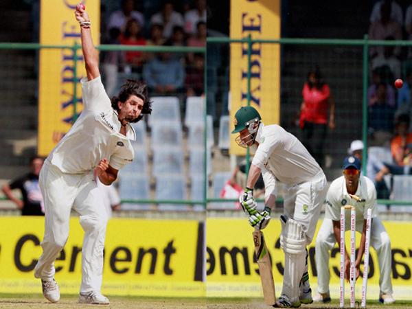 India Vs Australia 4th Test At Feroz Shah Kotla