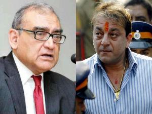 Markandey Katju Wants Sanjay Dutt Pardoned