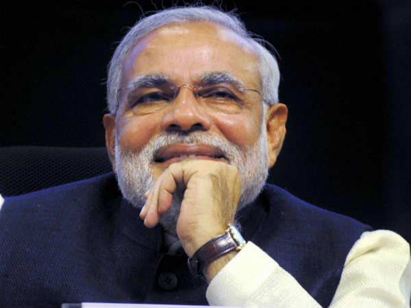 Narendra Modi New Maths Of Development By It