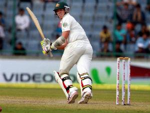 th Test India V Australia At Delhi 2nd Day