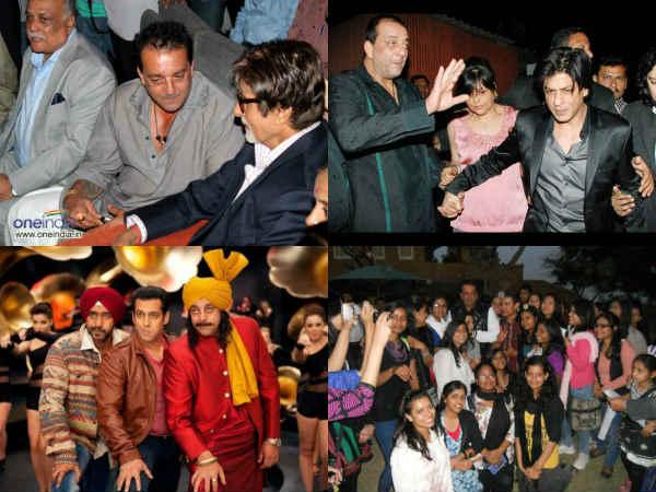 Why Amitabh Khans Not React On Sanjay Dutt